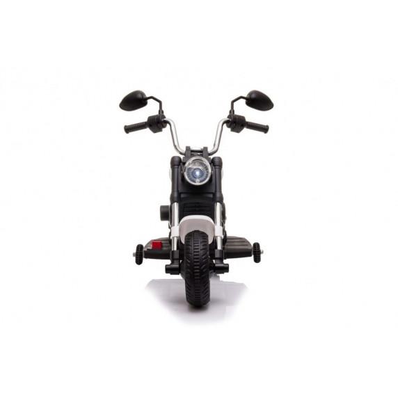Dětský elektrický chopper V-Max - bílý