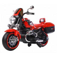 Dětská elektrická motorka 1200CR Inlea4Fun SUPER MOTO - červená Preview
