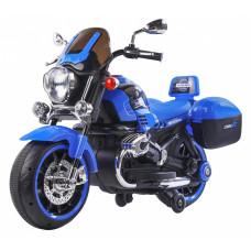 Dětská elektrická motorka 1200CR Inlea4Fun SUPER MOTO - modrá Preview