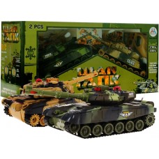 RC Tank WAR SET 2ks Preview