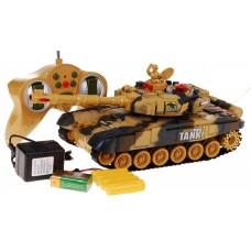 RC Tank WAR Yellow 1:36 Preview