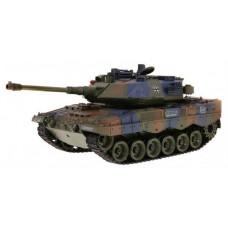 RC Tank WARS KING 2,4 GHz Tank na dálkové ovládání 1:18