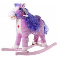 Houpací koník Princess violet