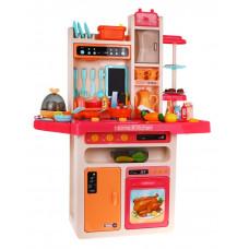 Inlea4Fun MODERN KITCHEN dětská kuchyňka se 65 doplňky - červená Preview