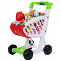 Nákupní vozík Inlea4Fun KIDS SUPERMARKET