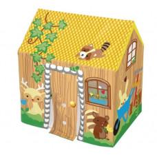 Dětský stan BESTWAY 52007 rozkladací žlutý domeček 102 x 76 x 114 cm Preview