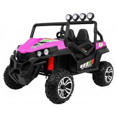 Buggy elektrická čtyřkolka 4x4 - růžový Preview
