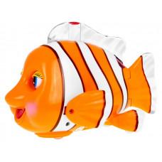 Utěkající rybička se světelnými a zvukovými efekty CLEVER CLOWNFISH Inlea4Fun Preview