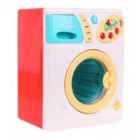 Inlea4Fun WASHER SET Dětská pračka - růžová