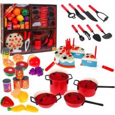 Dětské nádobí s 42 doplňky Inlea4Fun THE BEST GIFT Preview