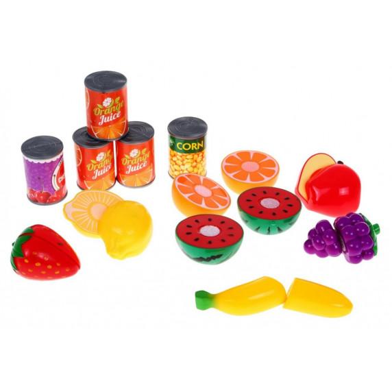 Dětské nádobí s 42 doplňky Inlea4Fun THE BEST GIFT