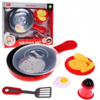 Dětské příslušenství do kuchyňky Inlea4Fun PLAY HOUSE KITCHEN SET