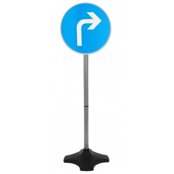 Inlea4Fun TRAFFIC SIGN Dětské dopravní značky 81 cm