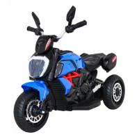 Dětská elektrická tříkolka Inlea4Fun Fast Tourist - modrá