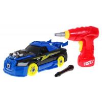 Sportovní auto na šroubování Inlea4Fun TAKE APART