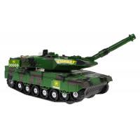 Tank Inlea4Fun Main Tank Combat - zelený maskovaný