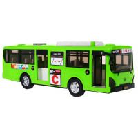Dětský autobus Inlea4Fun CITYBUS - zelený
