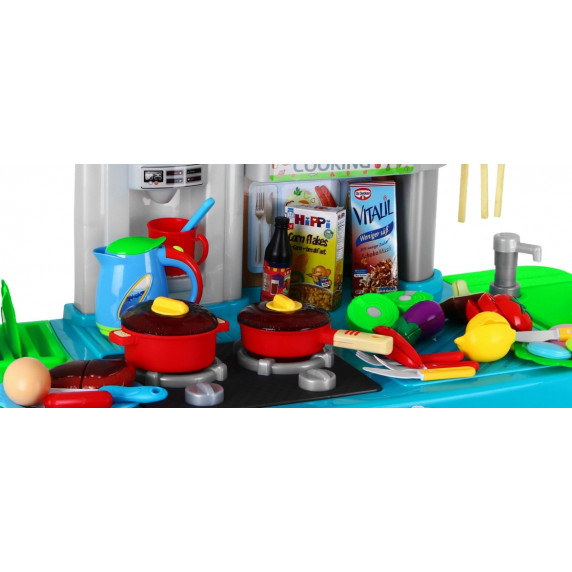 Inlea4Fun Kuchyňka pro děti Delicious Dressing - zelená