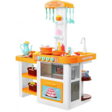 Inlea4Fun AMELIA Kuchyňka se světelnými a zvukovými efekty se 40 doplňky - oranžová Preview