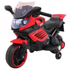Elektrická motorka Superbike - červená Preview