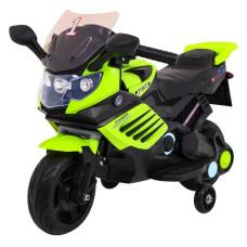 Elektrická motorka Superbike - zelená Preview