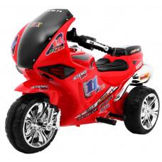 Dětská elektrická motorka RR1000 - červená Preview