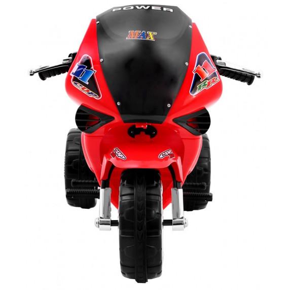 Dětská elektrická motorka RR1000 - červená