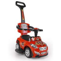 Dětské vozítko 2v1 Milly Mally Happy - červené
