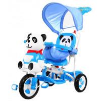 Tříkolka Panda Inlea4Fun - modrá