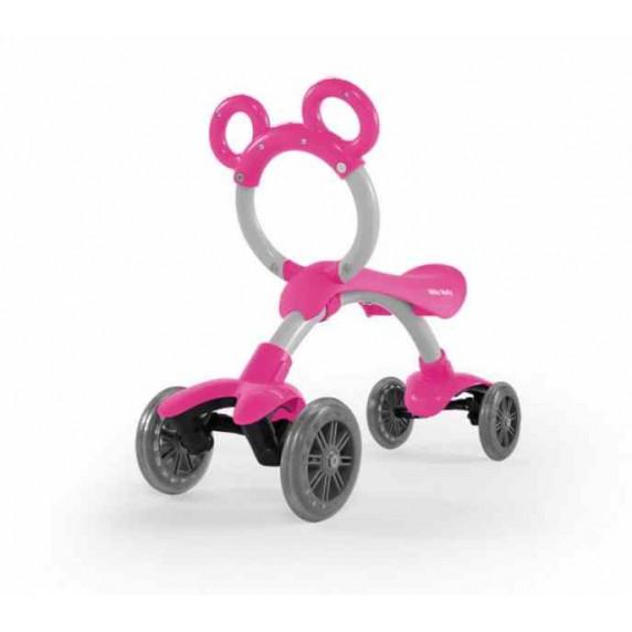 Dětské odrážedlo Milly Mally Orion Flash - pink
