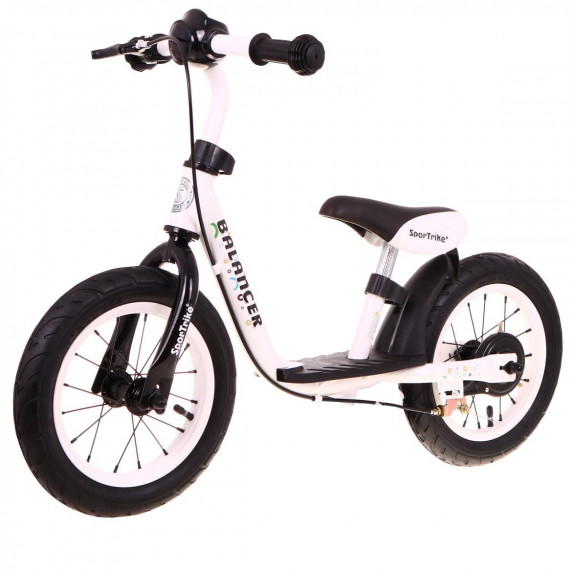 Inlea4Fun Cykloodrážadlo BALANCER 12 '- bílé