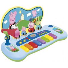 Syntetizátor s figurami a mikrofonem REIG Peppa Pig 2328 Preview