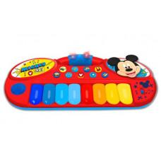 Syntetizátor 8 klávesový REIG 5563 Mickey Mouse Preview