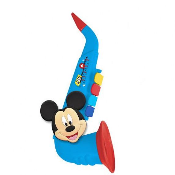 REIGOVÁ Mickey Mouse dětský saxofon 5574