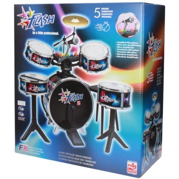 REIGOVÁ dětské bicí FLASH