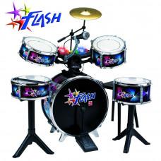 REIGOVÁ dětské bicí FLASH Preview