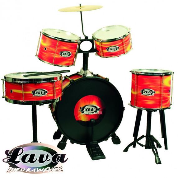 REIGOVÁ dětské bicí LAVA 716