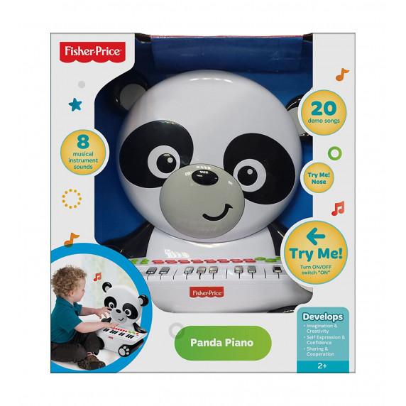 Syntetizátor panda s 25 klávesami FISHER PRICE
