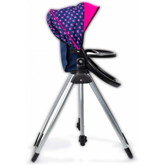 Jídelní židle a houpačka 2v1 pro panenky UNICORN REIG