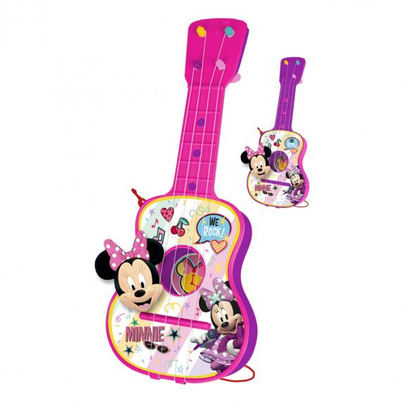 Kytara se 4 strunami REIG 5545 Minnie Mouse