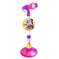Mikrofon se stojanem REIG 5542 Minnie Mouse