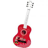Dřevěná akustická kytara 65 cm REIG 5255 Minnie Mouse