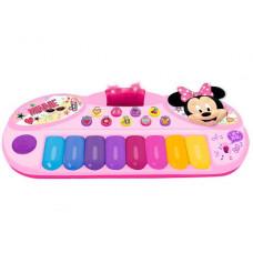 Syntetizátor  8 klávesový REIG 5533 Minnie Mouse  Preview