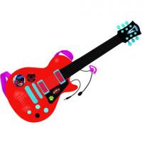 Elektronická kytara a mikrofon REIG Miraculous - Kouzelná Beruška a Černá Kočka