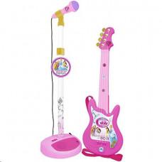 Gitara s mikrofónom a stojanom REIG Disney Princess 5279 Preview