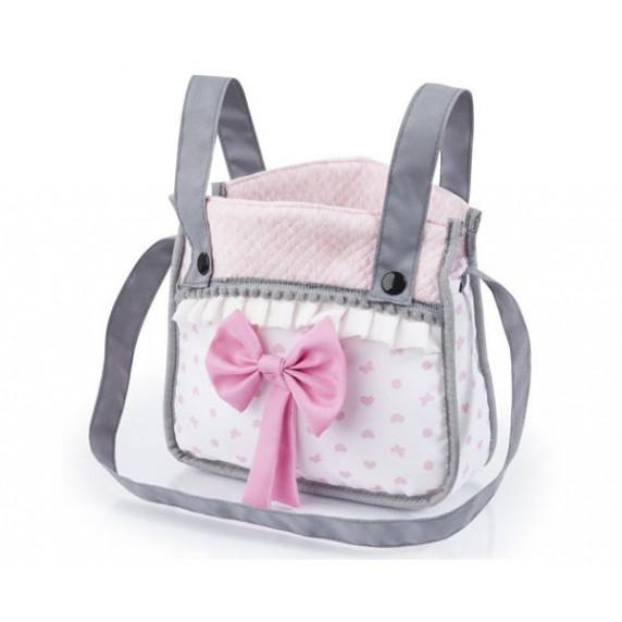 REIGOVÁ trendy luxus dětský kočárek 67x41x68cm - Růžový