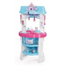 Dětská kuchyňka Smoby Frozen - Ledové království s 22 doplňky modrá Preview
