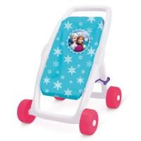 Dětský kočárek pro panenku Frozen Smoby bugina