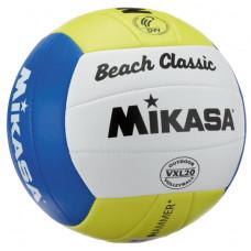 Plážový volejbalový míč MIKASA VLX 20 Beach Classic Preview