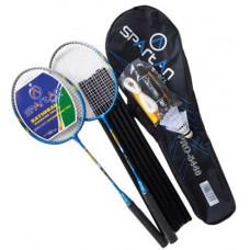 Badmintonový set DE LUXE SPARTAN Preview